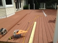 Backyard Deck and Arbor 6