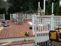 Backyard Deck and Arbor 7