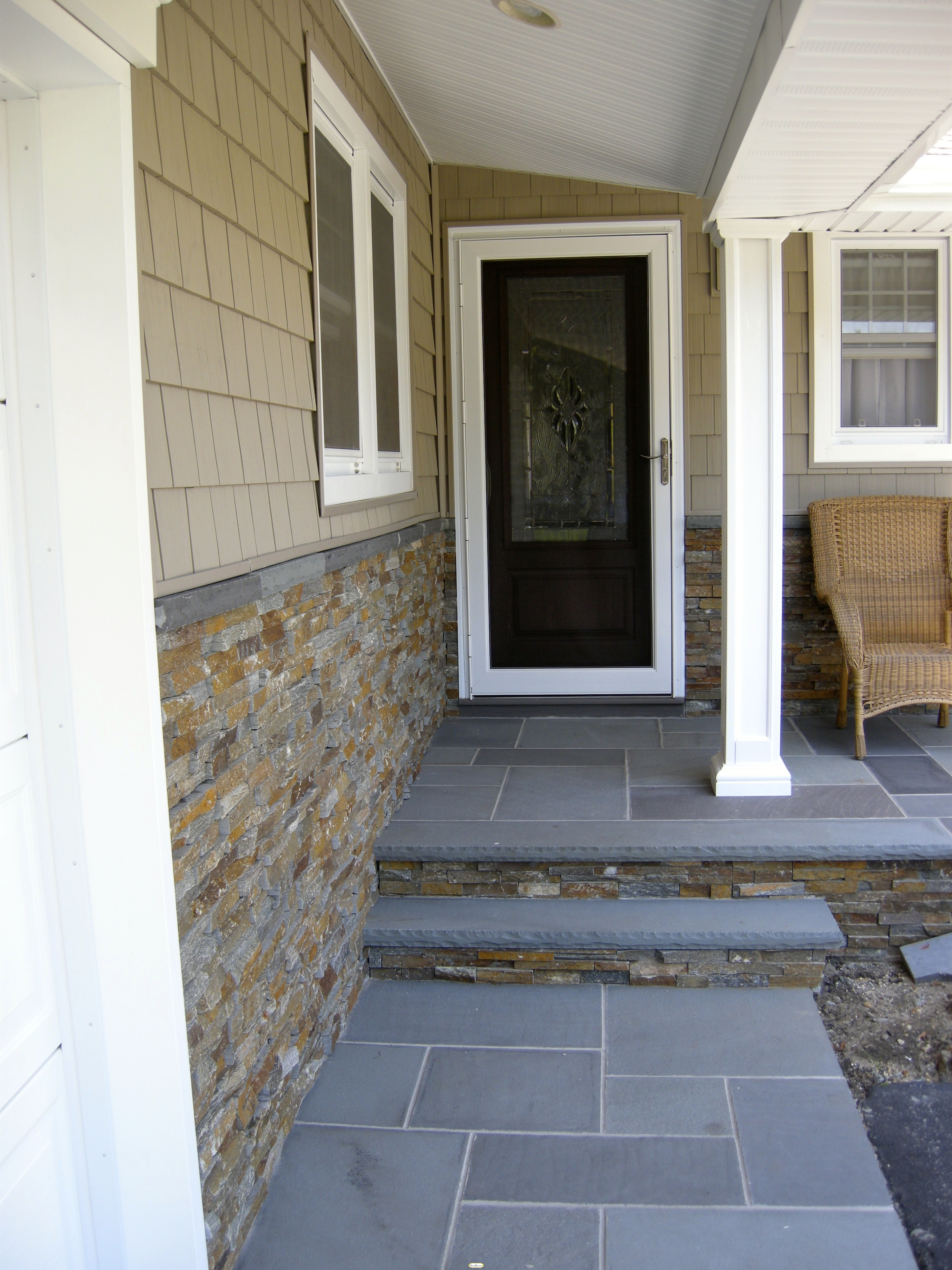 Nesconset Renovation Entry 1 After