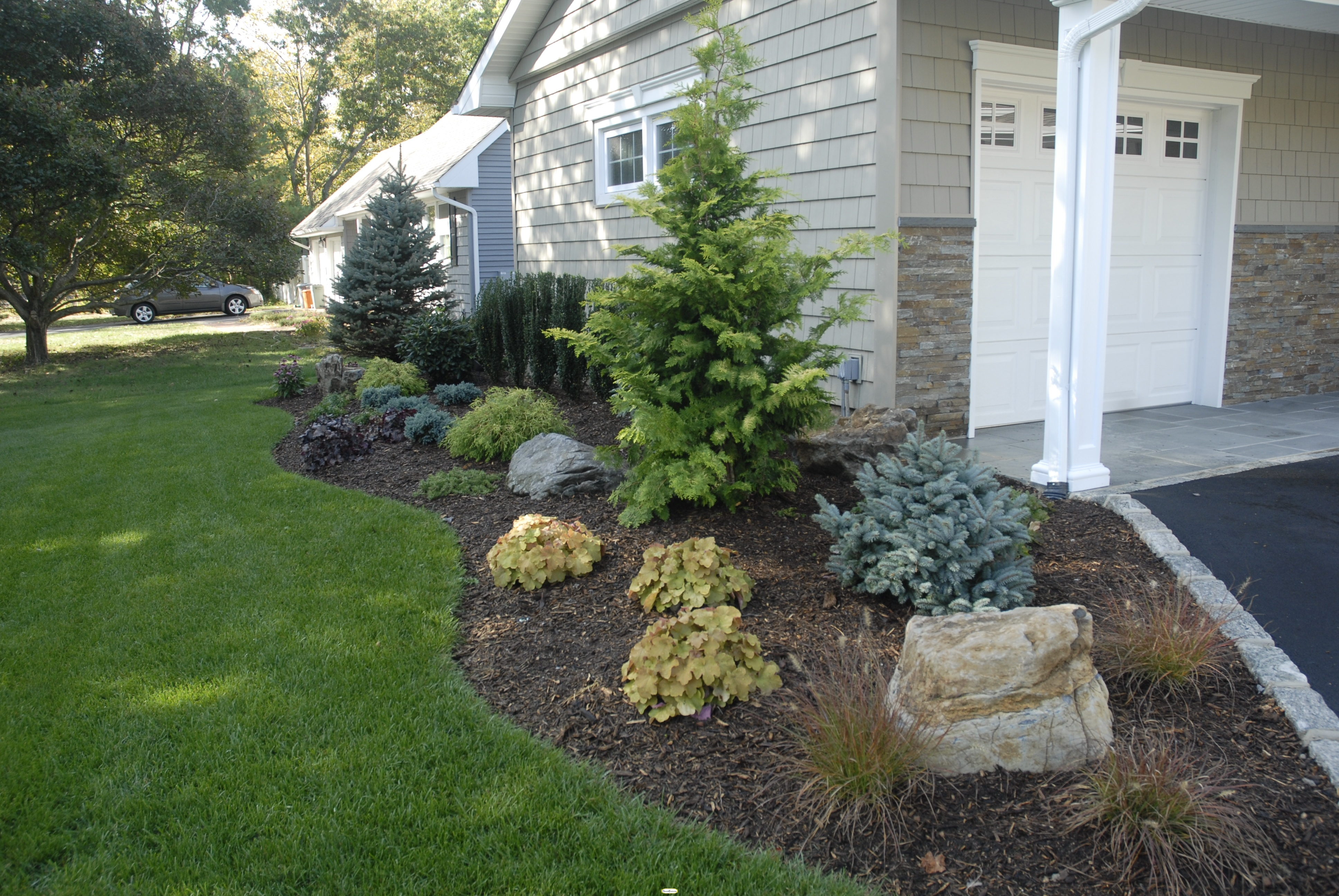 Nesconset Renovation Landscaping 1 After