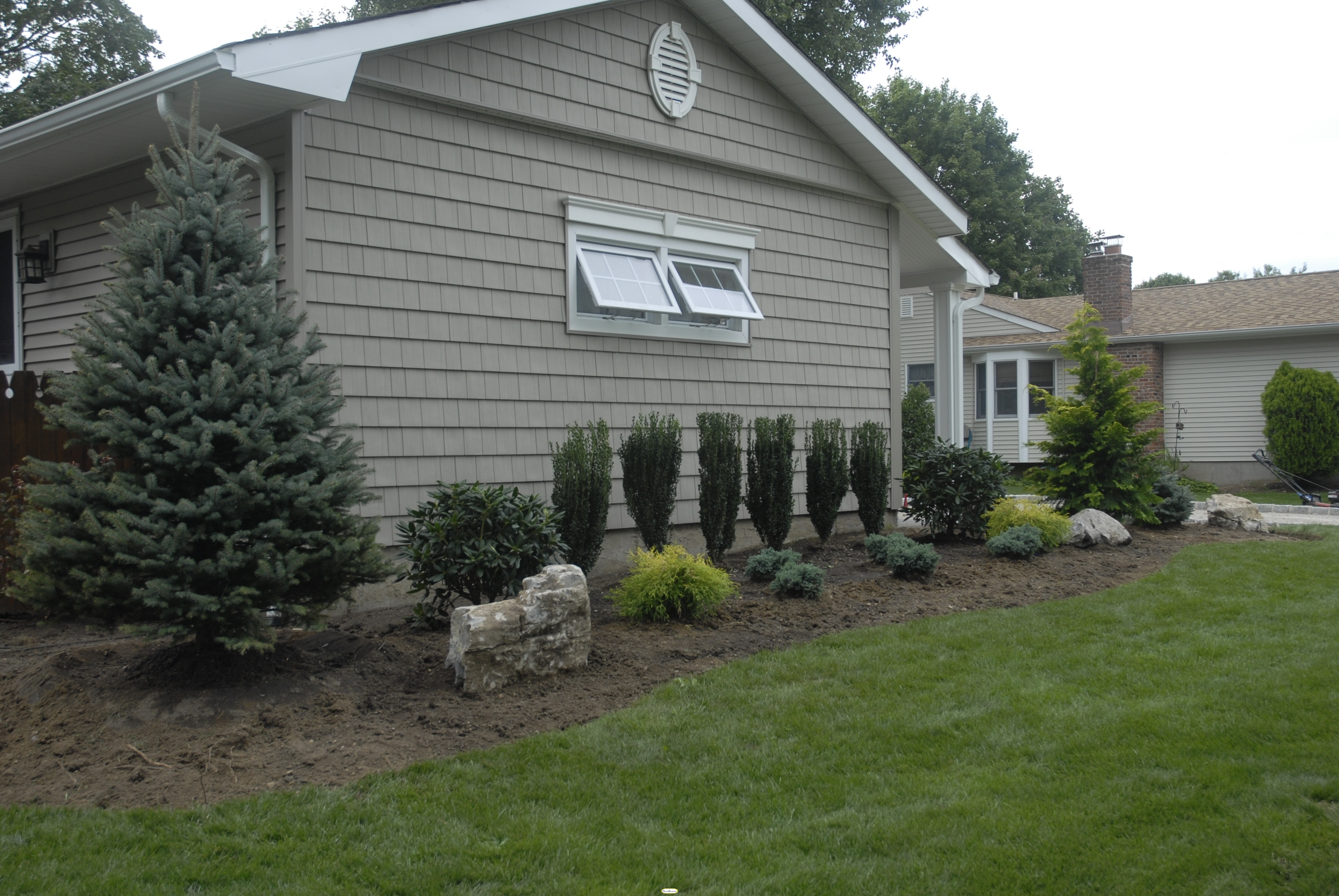 Nesconset Renovation Landscaping 2 After