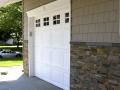Nesconset Renovation Garage Door 2 After