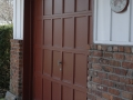 Nesconset Renovation Garage Door 2 Before
