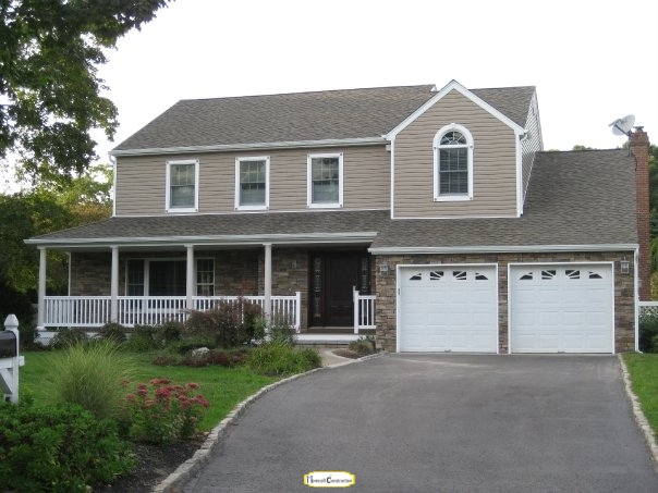 01 Nesconset Renovation Front After
