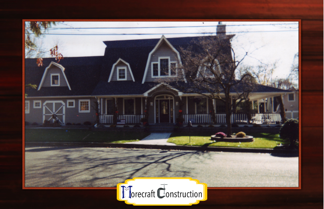 Morecraft Construction Home